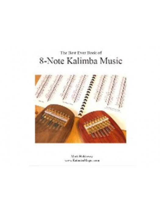 Hugh Tracey RLC205 The Best Ever Book of 8-Note Kalimba