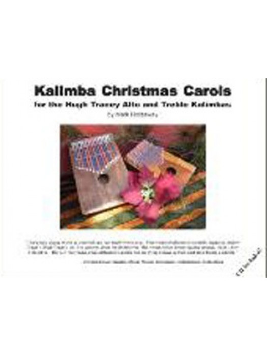 Hugh Tracey RLC206 Instruct. book Christmas Kalimba