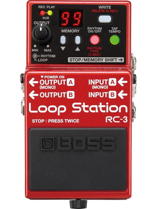 BOSS RC-3 LOOP STATION EFEKT