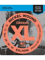 DADDARIO EXL110W STRUNE KITARA 10-46