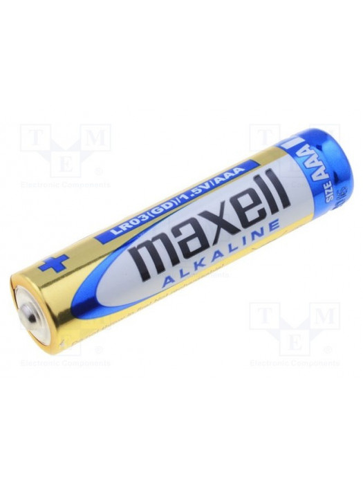 MAXELL 1.5V/AAA LR03 2/1 BATERIJA