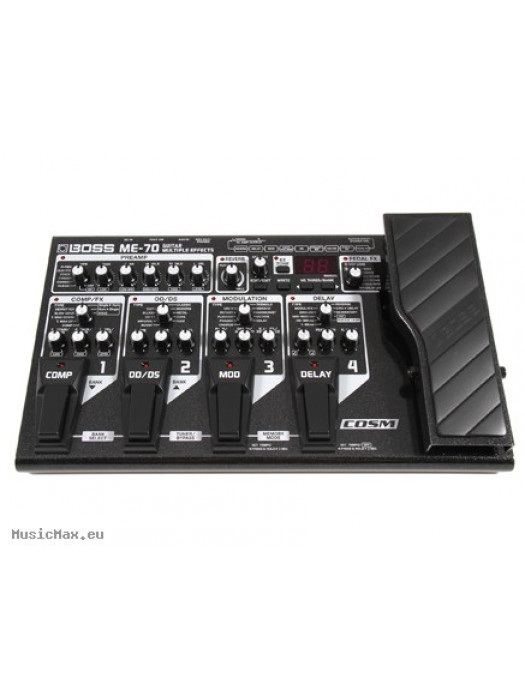 BOSS ME-70 GUITAR MULTIPLE EFECTS