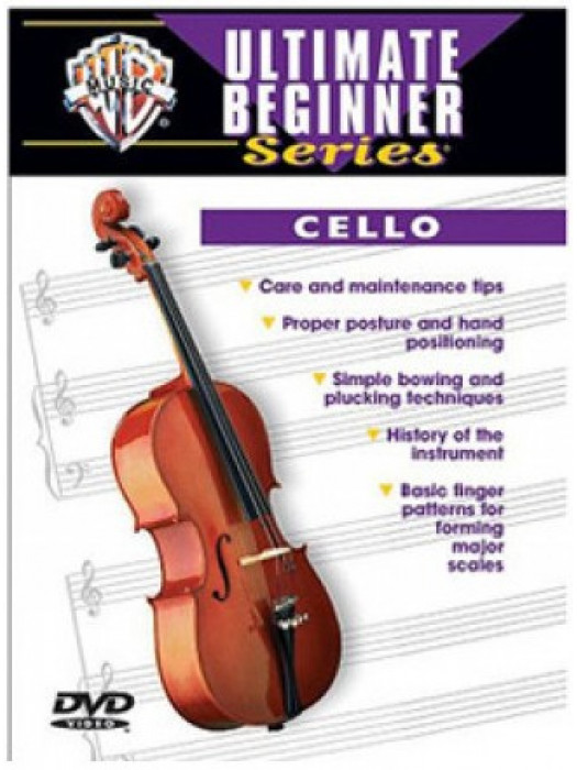 ULTIMATE BEGINNER : CELLO DVD