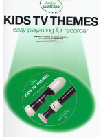 JUNIOR GUEST SPOT: KIDS TV THEMES EASY PLAYALONG RECORDER