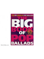 BIG BOOK OF POP BALLADS