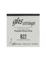 GHS POSAMEZNA STRUNA 022