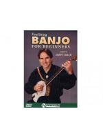 FIVE STRING BANJO FOR BEGINNERS DVD