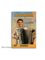 ACCORDION STYLES TECHNIQUES DVD