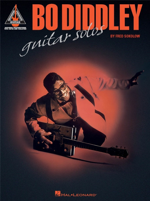 BO DIDDLEY GUITAR SOLOS