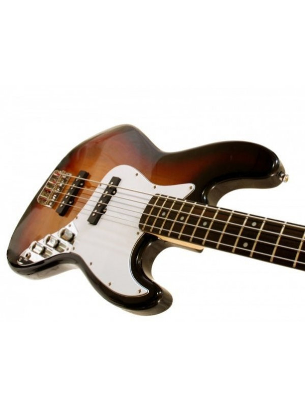 FLIGHT EJB10 SB J BASS BAS KITARA SUNBURST