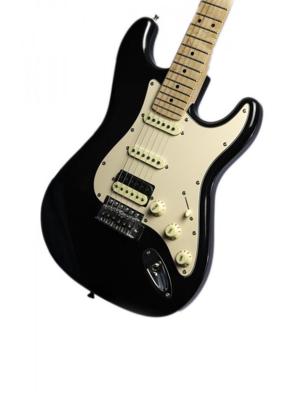 FLIGHT EST13 V2 BLK električna kitara