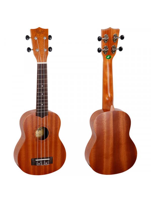 FLIGHT NUS310 Nat sopran ukulele s torbo