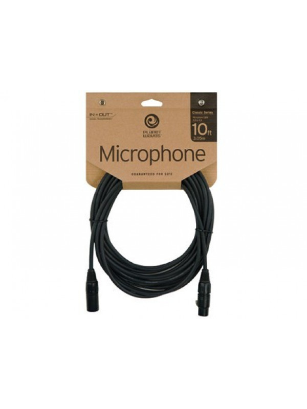 PLANET WAVES PW-CMIC-10 MIKROFONSKI KABEL 3M