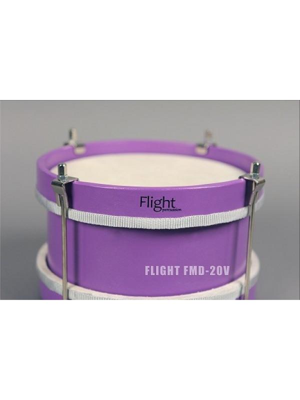 FLIGHT FMD-20V BOBEN POHODNI OTROŠKI 20cn VIJOLIČEN