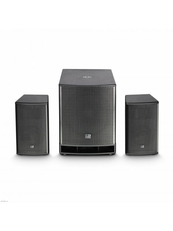 LD SYSTEMS DAVE 18 G3 COMPACT 15 ACTIVE PA SYSTEM