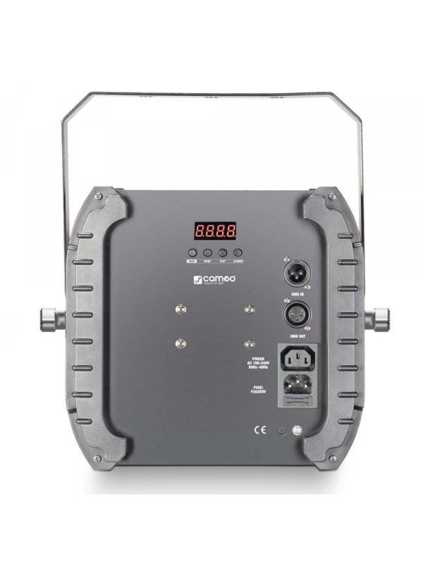 CAMEO CLMOVER1 MOONFLOWER - 9 W TRI BARVNI LED SVETLOBNI EFEKT