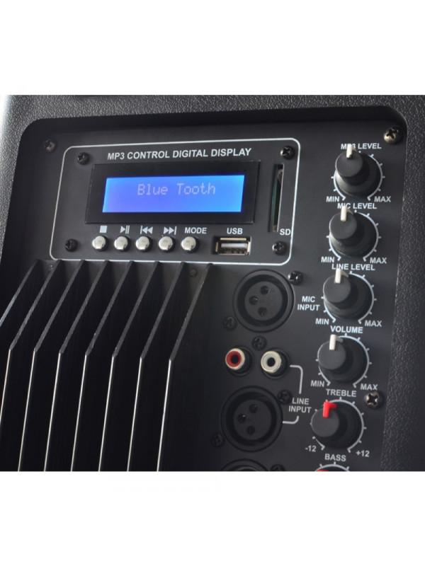 SKYTEC AKTIVNI ZVOČNIK SP1500ABT BLUETOOTH MP3