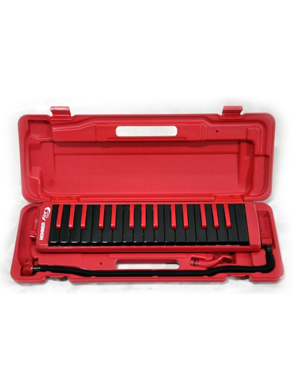 HOHNER FIRE RED-BLK 32 MELODIKA
