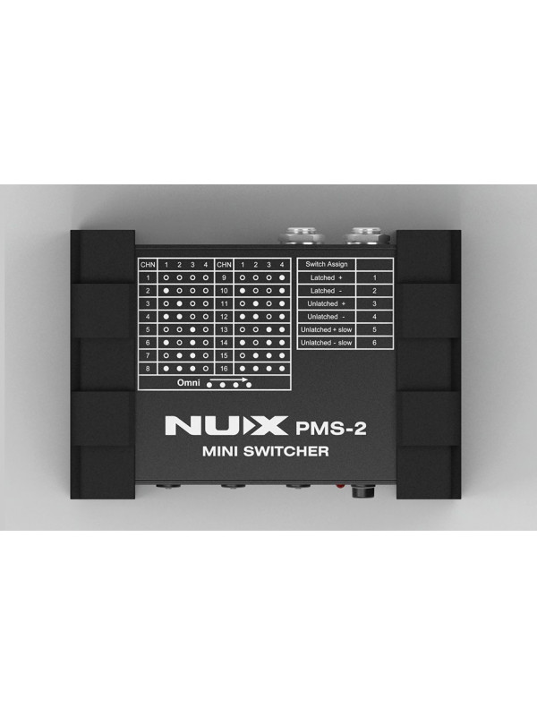 NUX PMS-2 MINI SWITCHER