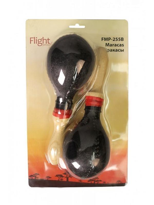FLIGHT FMP-255B MARACAS ČRNE