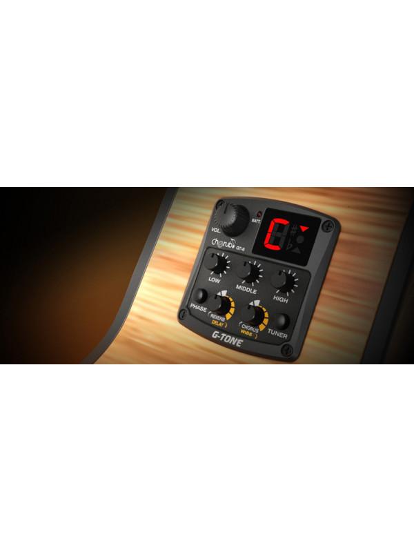 CHERUB GT-6 GUITAR PREAMP