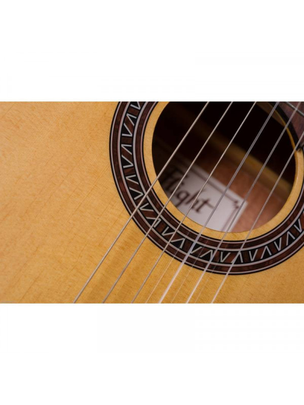 FLIGHT C-120N NAT klasična kitara komplet