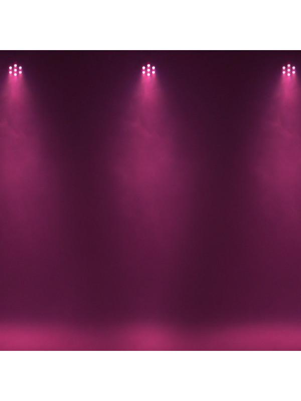 CAMEO CLPFLAT1RGBWIR FLAT PAR 1 RGBW IR LED LUČ