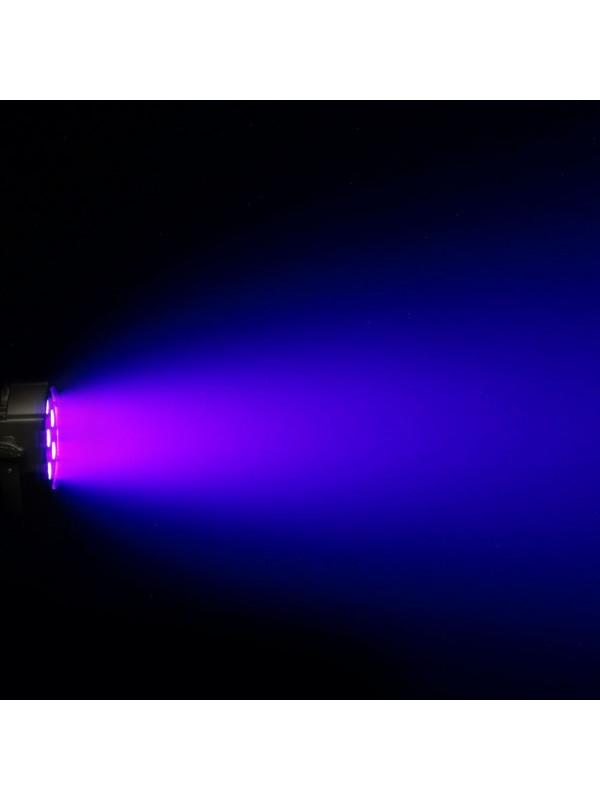 CAMEO CLPFLAT1UVIR FLAT PAR CAN UV IR LED LUČ