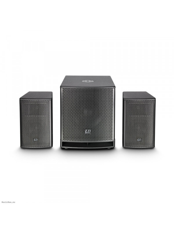LD SYSTEMS DAVE 12 G3 COMPACT 12 ACTIVE PA SYSTEM