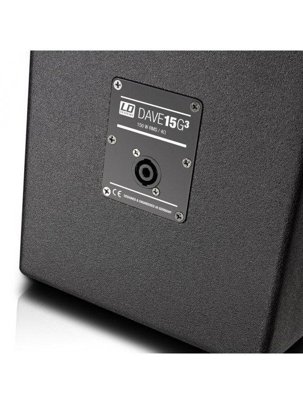 LD SYSTEMS DAVE 15 G3 COMPACT 15 ACTIVE PA SYSTEM