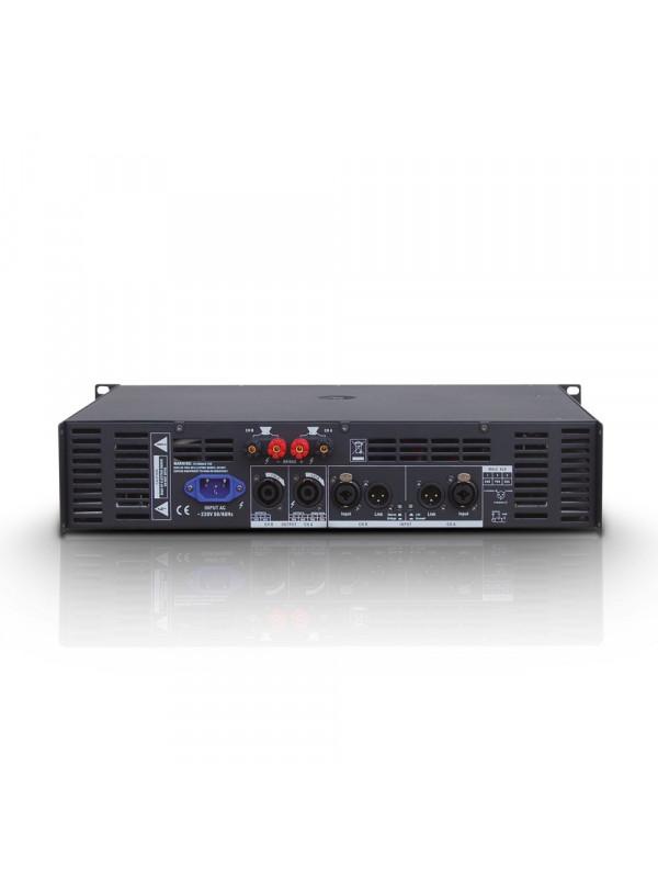 LD SYSTEMS DEEP2 1600 PA KONČNA STOPNJA 2 X 800 W 2 OHMS