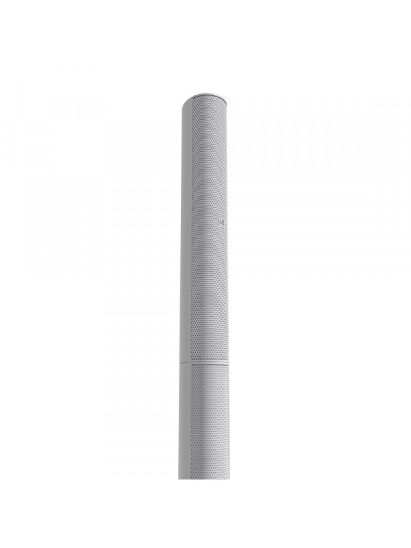 LD SYSTEMS MAUI 5 GO W ULTRA-PORTABLE BATTERY-POWERED COLUMN PA SYSTEM WHITE