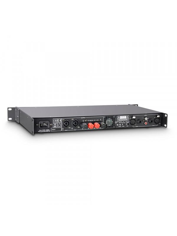 LD SYSTEMS XS 700 PA KONČNA STOPNJA CLASS D 2 X 350 W 4 OHMS