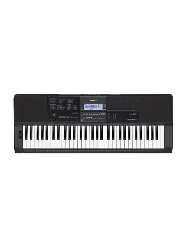 CASIO CT-X800 KLAVIATURA