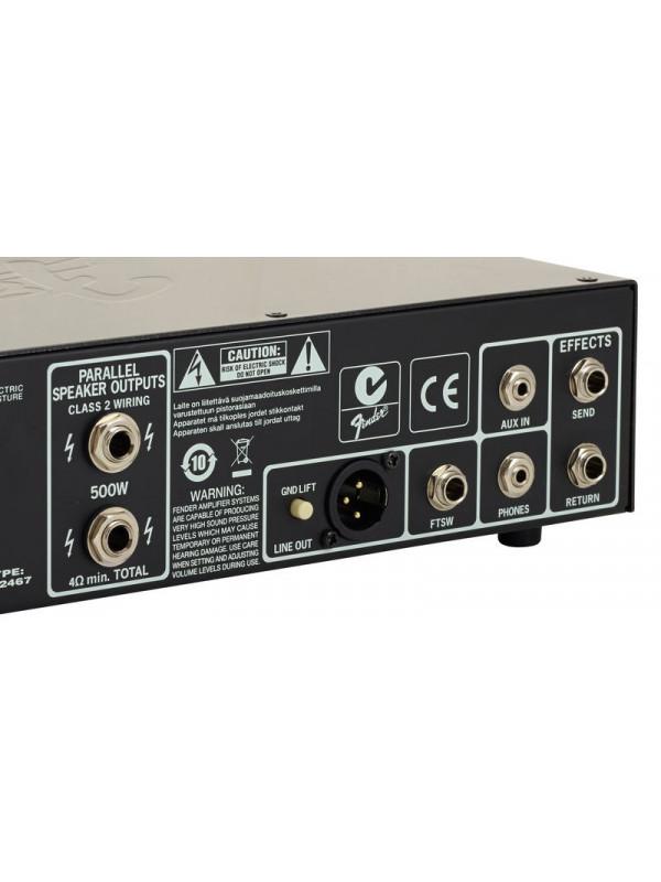FENDER RUMBLE 500 HD V3 BAS GLAVA 500W
