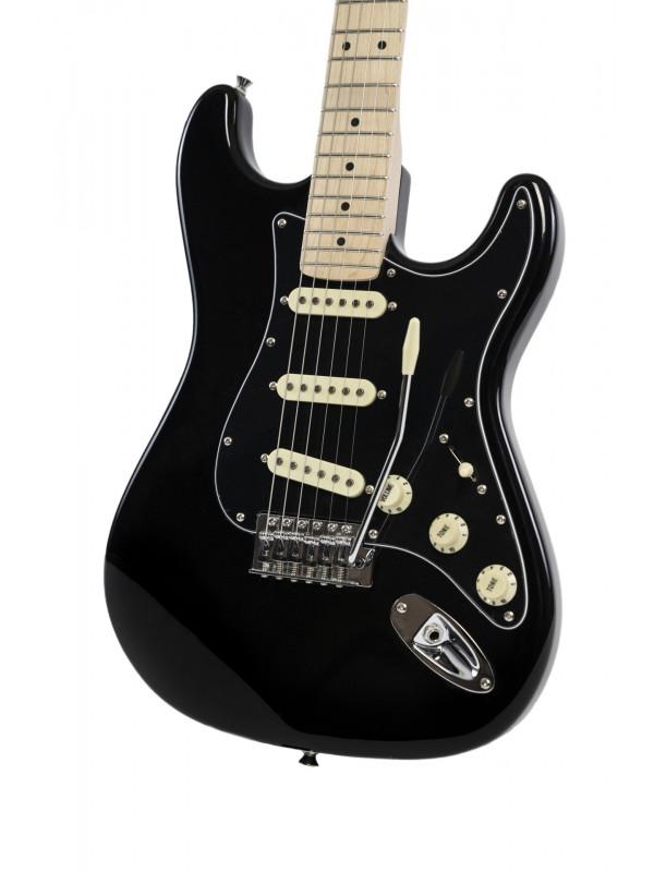 FLIGHT EST11 V2 BLK električna kitara