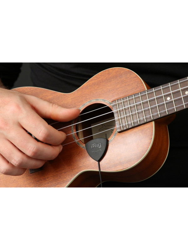 IK MULTIMEDIA iRIG ACOUSTIC STAGE PICK UP
