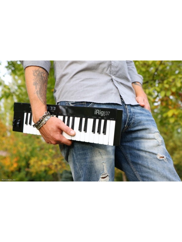 IK MULTIMEDIA iRIG KEYS 37 MIDI KONTROLER