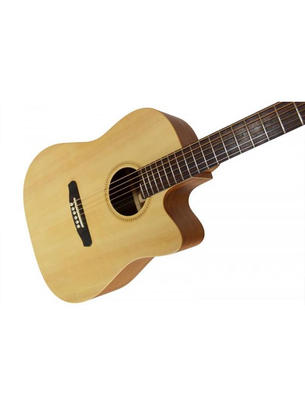 DOWINA PUELLA DCE-S NAT elektroakustična kitara