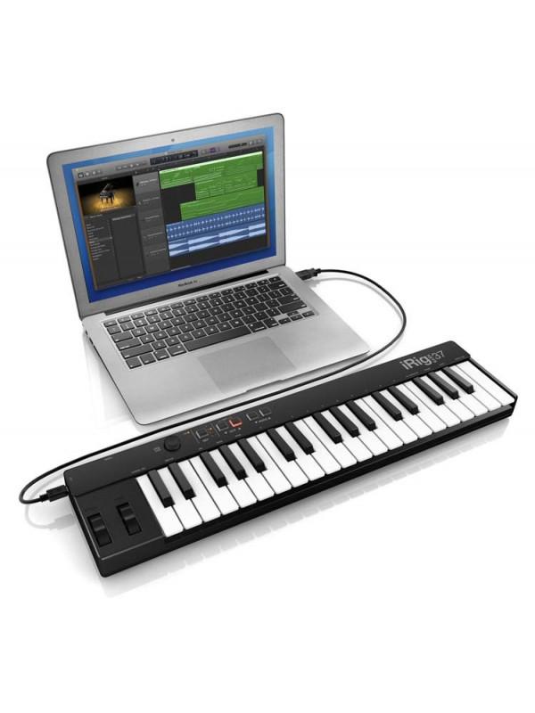 IK MULTIMEDIA iRIG KEYS 37 PRO USB MIDI CONTROLER