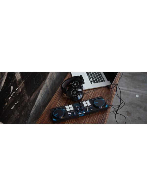 HERCULES DJ CONTROL COMPACT KONTROLER