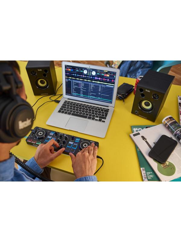 HERCULES DJ STARTER KIT WORLDWIDE