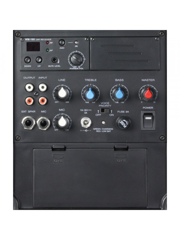 LD SYSTEMS ROADBOY 65 B6