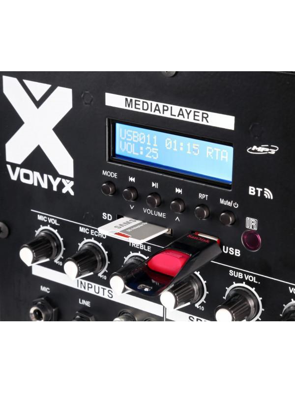 VONYX VX880BT 2.1 AKTIVNI ZV SISTEM 1000W