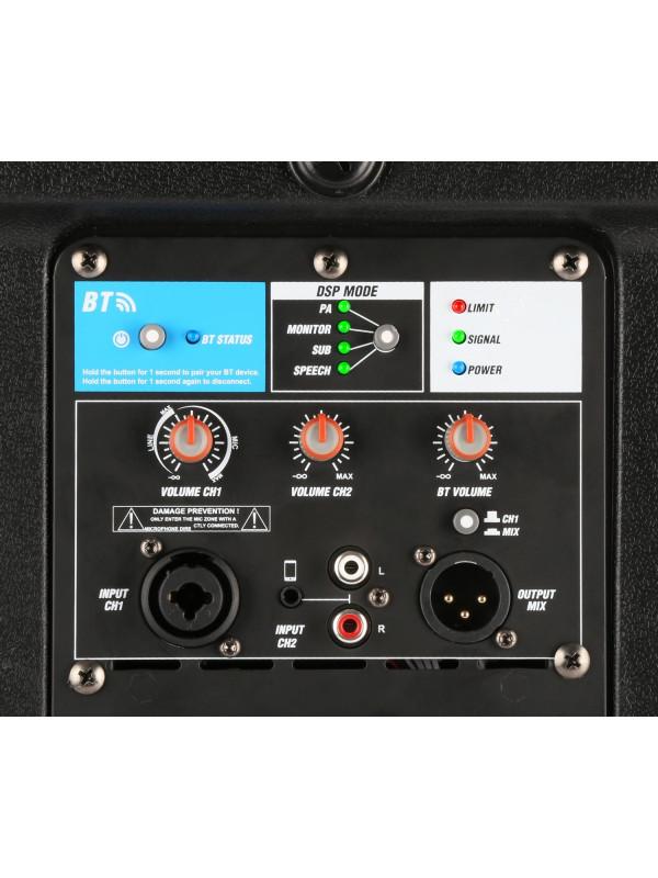 POWER DYNAMICS PD410A AKTIVNI ZVOČNIK 10˝ 800W