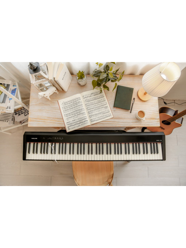 NUX NPK-10 + NPS-1 Blk stage piano komplet