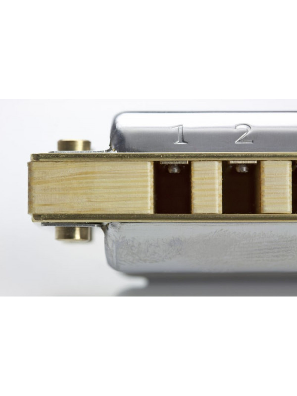 HOHNER MARINE BAND CROSSOVER F ORGLICE