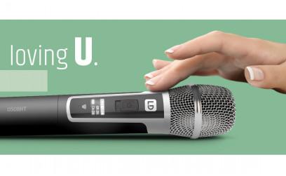 5 razlogov, zakaj obožujemo U500 brezžično mikrofonsko serijo LD systems