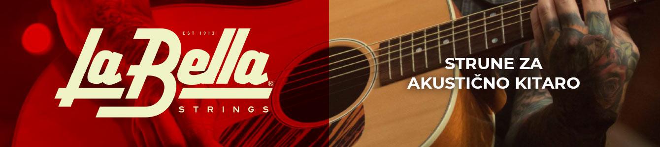 La Bella Strune za Akustično kitaro