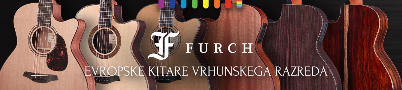 FURCH elektroakustične kitare